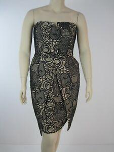 Ladies China Doll Strapless Dress sizes