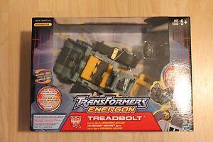 Hasbro Transformers Energon Treadbolt Action Figure
