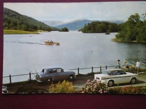 POSTCARD-CUMBRIA-WINDERMERE-VIEW-ACROSS-THE-LAKE