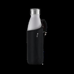 FLSK Neoprentasche Tragetasche für Trinkflasche  500 ml