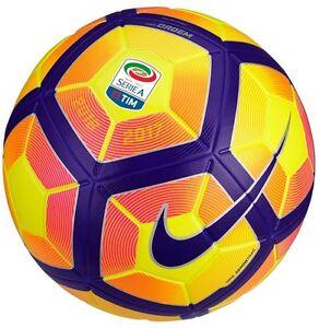 Fußball Nike Ordem 4 Higuain Dybala Khedira Buffon Matchball Serie A 2016-2017