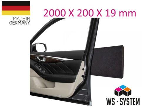 Selbstklebend Garagenschutz Garagenwand Garagen-Wandschutz Rammschutz Flexible