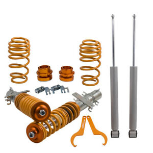 Coilover Spring Kit for VW Polo Mk5 6R 6C Audi A1 Typ 8X 2010– Shock Absorber