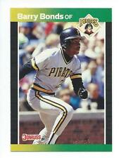 Barry Bonds 1989 Donruss Card #92; NM-Mint; Pittsburgh Pirates