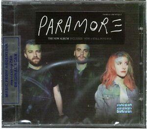 novo cd paramore 2013