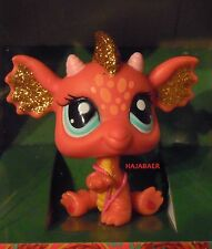 ☆♥ Littlest Pet Shop ♥☆ CHINA JAHR des DRACHE DRAGON #2484 ♥☆ SPARKLE ♥☆ NEU OVP