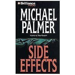 Side-Effects-by-Michael-Palmer-2009-CD-Abridged-Michael-Palmer-2009