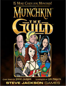 Munchkin-The-Guild-Card-Game-Expansion-Add-15-Cards-Steve-Jackson-Games-Booster