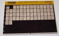 Ersatzteilkatalog auf Microfich Parts Catalog Force Outboards 40 / 50 HP 05/1994