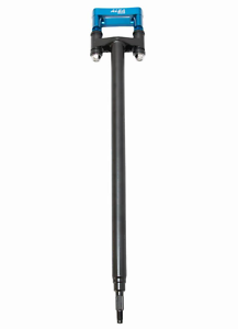 "Raptor 700 1.5/"" Steering stem Chromoly  Anti Vibe 7//8/"" Billet Clamp  Alba  BL"