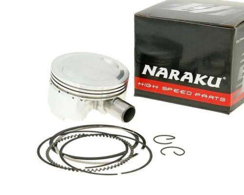 Kolben Satz Naraku 180ccm 63mm geschmiedet-GY6 Kymco AC Adly//Herchee,Aeon,Baja