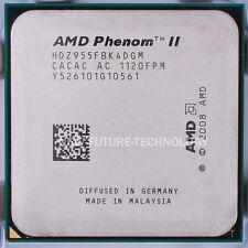 AMD Phenom II X4 955 Black Edition 3.2 GHz Socket AM3 CPU 100% Tested