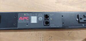 Lot-of-2-x-APC-AP7932-Rack-Mounted-PDU-Switched-Zero-U-30A-120V-24-5-20-Power
