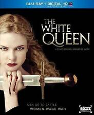 The White Queen (Blu-ray Disc, 2014, 3-Disc Set, Includes Digital Copy...