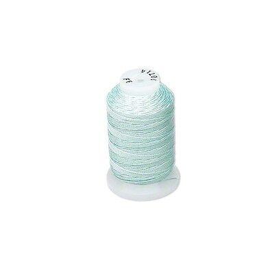 84.1m Purely Silk Thread Navy Blue Size FFF 92 Yards