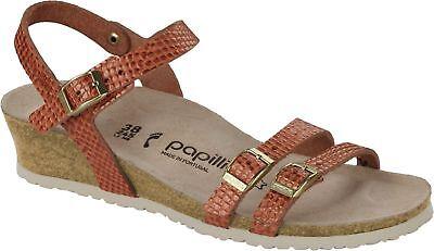 Birkenstock Größe Schwarz 38 Papillio Fußbett Emina Schmal