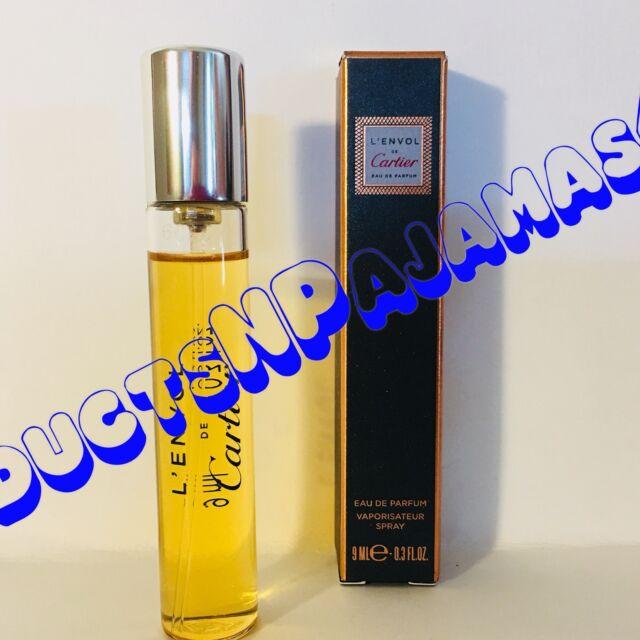 Cartier L'ENVOL de CARTIER Eau de Parfum SPRAY 0 3fl oz/9ml MINI Free  Shipping