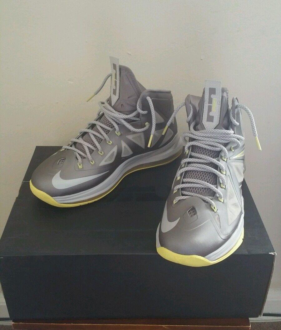Nike lebron allstar, 10, nike air, retro, air max, allstar, lebron scarpe sportive basket, 67aa5f