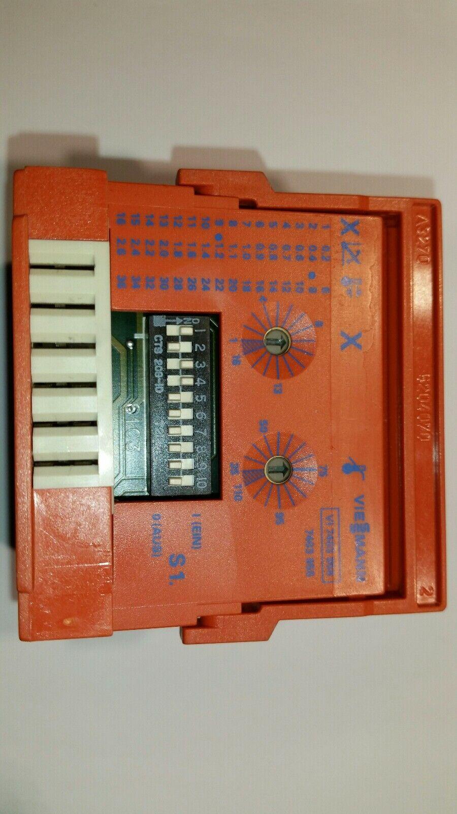 Viessmann Elektronik-Box für Trimatik Regelungen, voll Funktionsfähig, wie Neu.