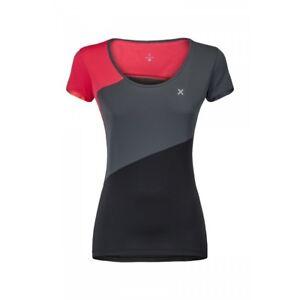 Montura Style Para De Funcional Aire Detalles Rosa Al camisa Camiseta Mujer Black Libre kZiPuX