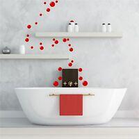 27 Bathroom Bubbles Wall Art Stickers Tile En Suite Vinyl Decals Mural Graphics