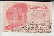 Crocodile Isle Sheet Music for Sale by Haviland Publishers New York City NY
