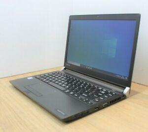 Toshiba-Portege-A30-Windows-10-Laptop-Intel-Core-i5-6th-Gen-2-3GHz-4GB-500GB