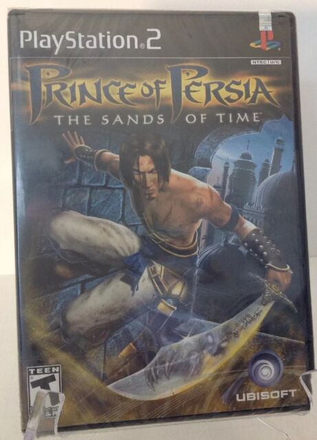 Prince Of Persia The Sands Of Time Playstation 2 Game Ps2 For Sale Online Ebay