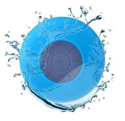 Portable Bluetooth Speaker Subwoofer Shower