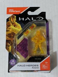 Mega Construx Halo Series 7 Spartan Vector #FMM79 /& FMM71 HEROES ROLAND SERIES 6