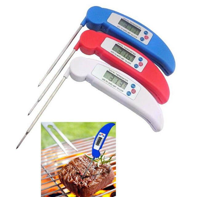 Superb Digital Thermometer Barbecue Kitchen Meat Food Cooking Thermograph Gauge