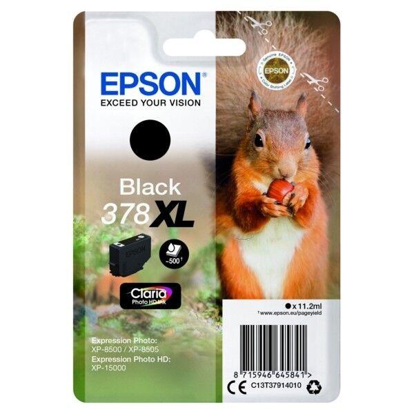 High Capacity Original Black Ink Cartridge for Epson Expression Photo XP-8000
