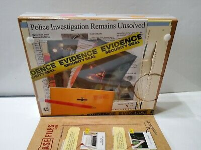 Unsolved Case Files   Harmony Ashcroft Case Game ...