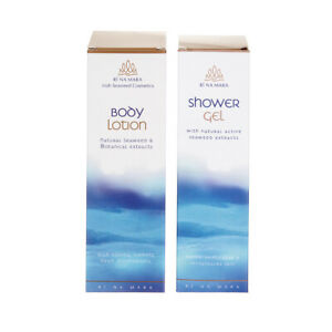 Seaweed-Cosmetics-Moisturising-Body-Lotion-Shower-Gel-Mild-Body-Wash-Gift-Set