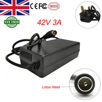 36V Electric Bike E-Bike Scooter 42v 4A HP8204L3 10S Lithium Battery Charger