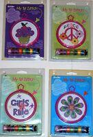Bucilla My 1st Stitch Mini Counted Cross Stitch Kit Pick Your Design
