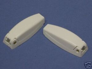 5-Brand-New-White-Baggage-Door-Clips-for-RV-Camper-RV013