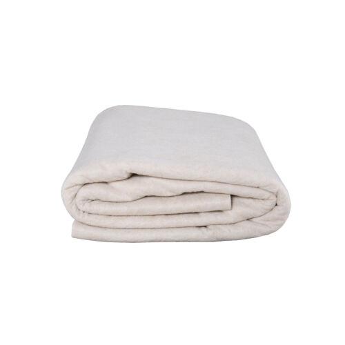 Teppichunterlage Antirutschmatte Vlies Teppichstop Vliesmatte Beige Premium 8 Gr