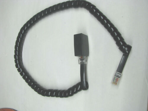 Yaesu FT-450 FT-991A FT-817ND FT-857D FT-897D Microphone Curly Cord Extension