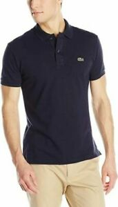 New Mens Lacoste Polo Pique Shirt Classic Fit Small Medium Large XL 2XL
