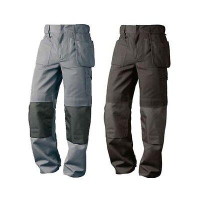 Arbeitshose Arbeitskleidung Berufsbekleidung ELYSEE Canvas Bundhose schwarz