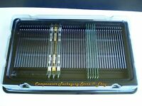 2 - Ram Dram Tray-container Box For Server Memory Dimm Modules - 2 Fits 100