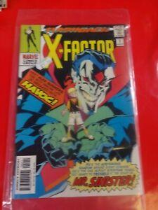 flashback-x-factor-1-nice-Marvel-comics-Comic-book