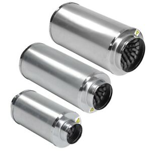 4-6-8-034-Duct-Muffler-Inline-Fan-Silencer-Noise-Reducer-Hydroponic-Vent-Grow-Tent