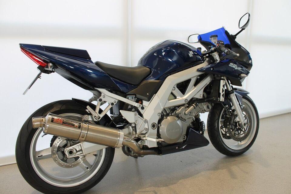 Suzuki, Suzuki SV 1000 S, ccm 1000