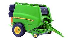 BRITAINS FARM 1:32 SCALE JOHN DEERE 990 ROUND BALER - 42784
