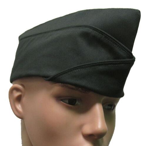 GREEN Military Uniform Supply Garrison Cap O.D