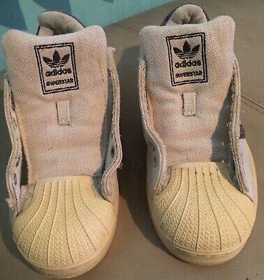 Rare 2005 Adidas Superstar Hemp Shell