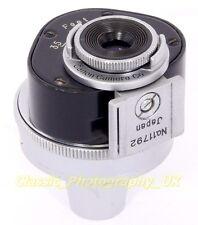 Canon Universal Finder/Vario Visor Para 35-135mm Lentes Leica telémetro