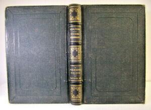 Jules Verne. Le Tour du monde en 80 jours + le Docteur Ox. Hetzel 1860